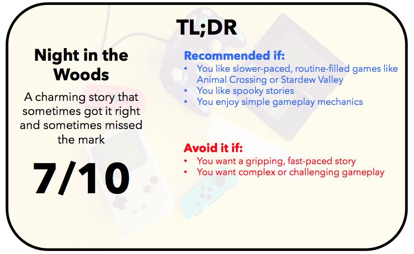TL;DR 2