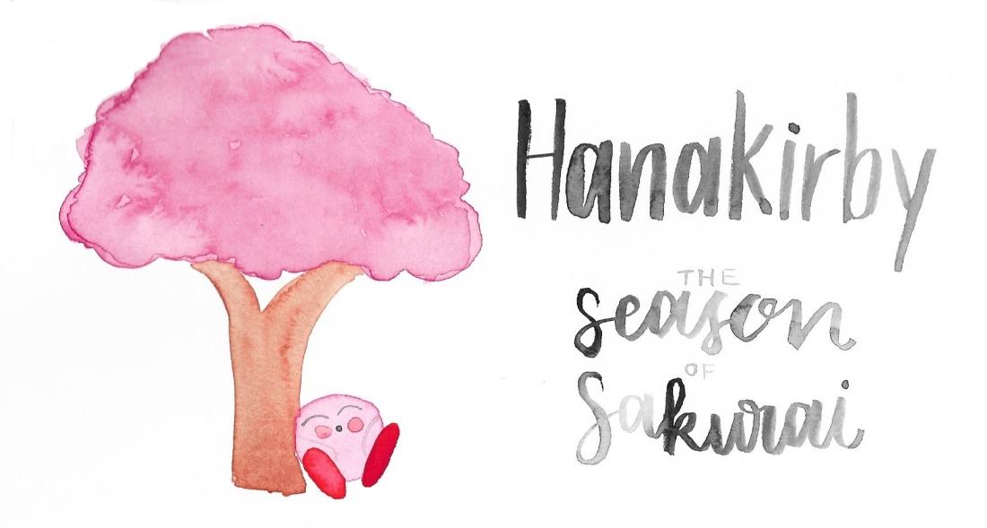 Hanakirby Watercolor