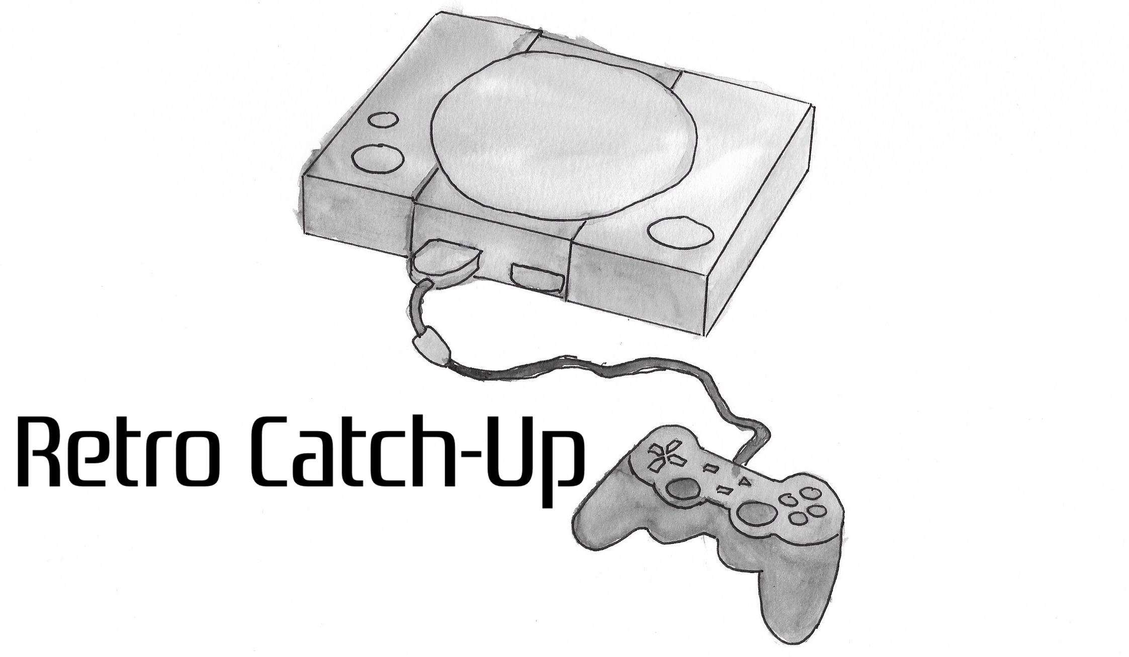 Retro Catch-Up PS1